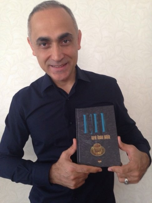 Dr. Tarık İhsan Şahin'in 'Kırk' İsimli Şiir Kitabı Çıktı