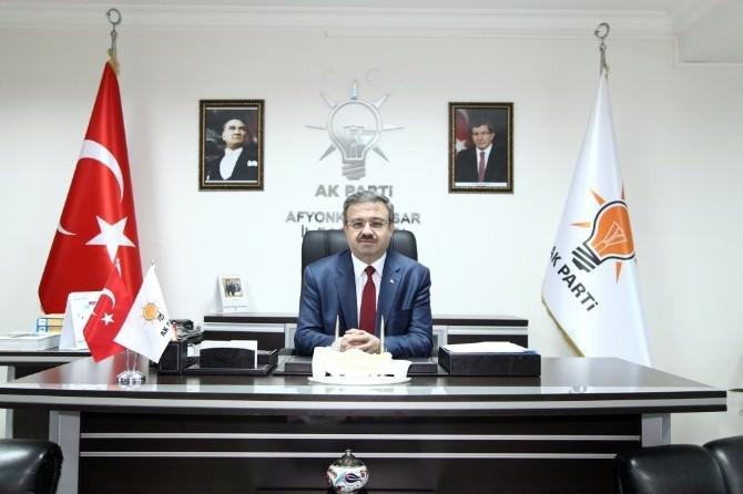 AK Parti İl Başkanı Yurdunuseven'in Kutlu Doğum Haftası Mesajı