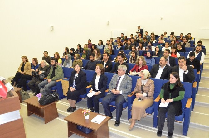 Avrupa Birliği'nin Dış İlişkileri Ve Türkiye Konferansı Gerçekleştirildi