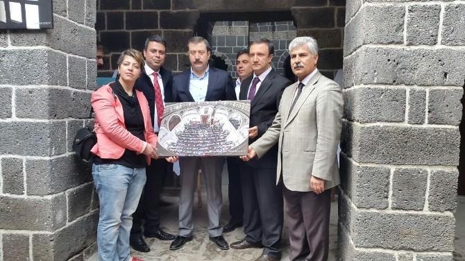 Diyarbakır'da Kutlu Doğum Haftası Etkinlikleri