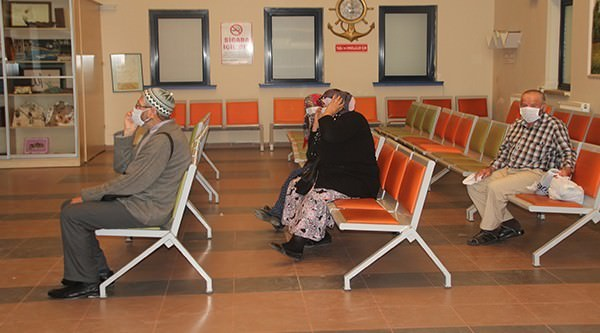 Bilecik Devlet Hastanesi'ndeki Uygulamaya Vatandaşlardan Tepki