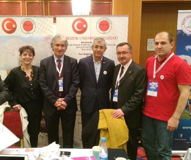Bozok Üniversitesi Bakü'de Düzenlenen Künib Fuarında Katıldı
