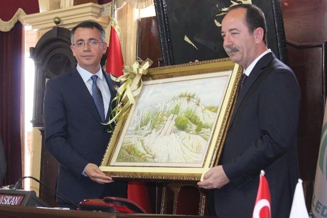 Türk-bulgar Kardeşliği Protokolle Tescillendi