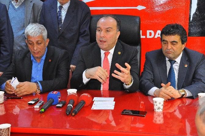 Akın, CHP'de Seçim Sürecini Değerlendirdi
