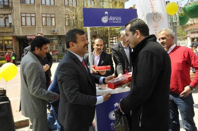 Darıca'da Kutlu Doğum Haftası Etkinlikleri Başladı
