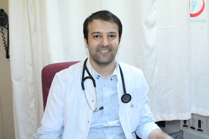 Dr. Şanlıalp: Kalbi Korumak İçin Spor Yapmalı