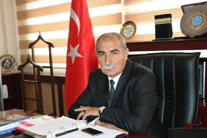 """Erzincan TSO Başkanı Süleyman Sarak'ın """"Kutlu Doğum Haftası"""" Mesajı"""