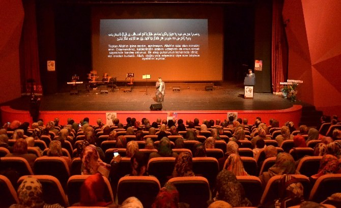 Eskişehir'de 'Hz. Peygamber Ve Birlikte Yaşama Ahlakı' Konulu Konferans