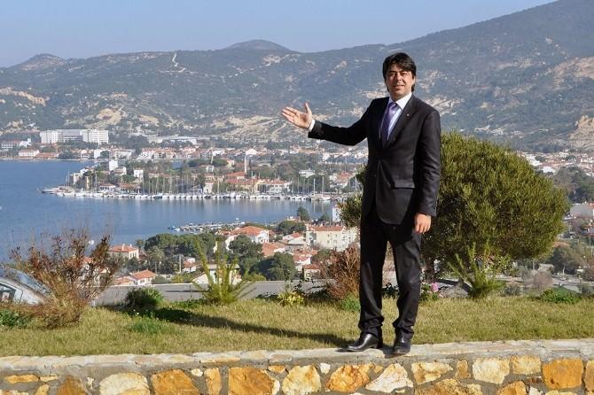 Foça'da Renkli Turizm Haftası