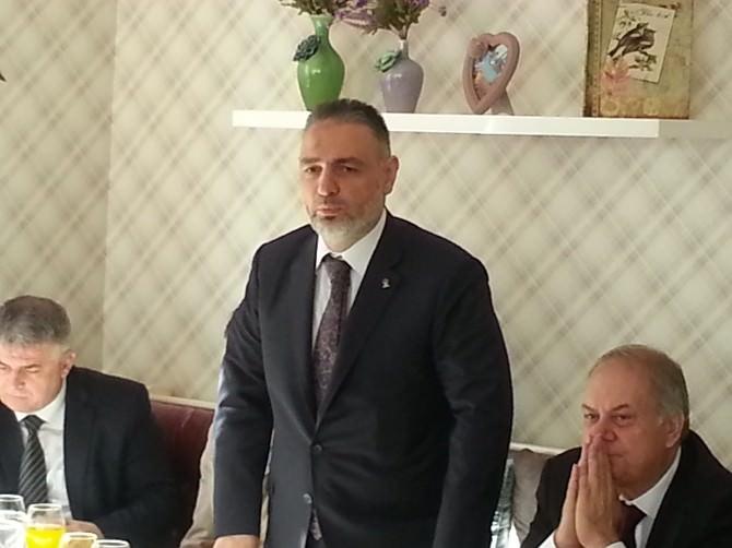 Hacıeyüpoğlu: Artık Muhalefet De AK Parti'yi Alkışlıyor