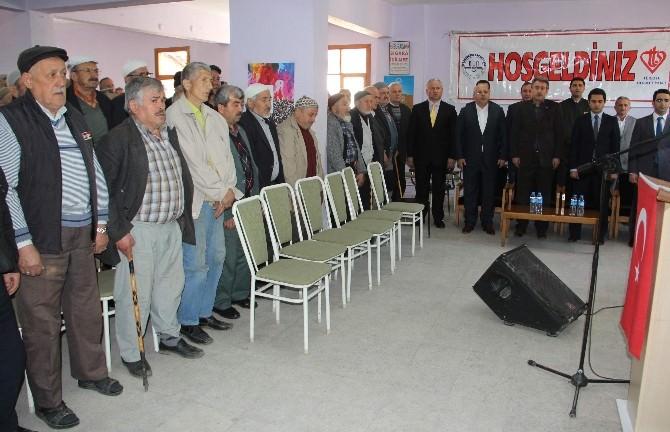 Yortan'da Kutlu Doğum Haftası Etkinlikleri