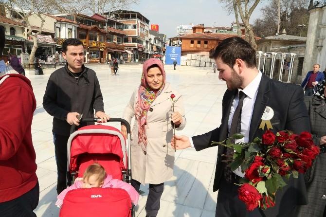 """Eyüp Sultan Meydanı'nda """"Kutlu Doğum"""" Etkinliği"""