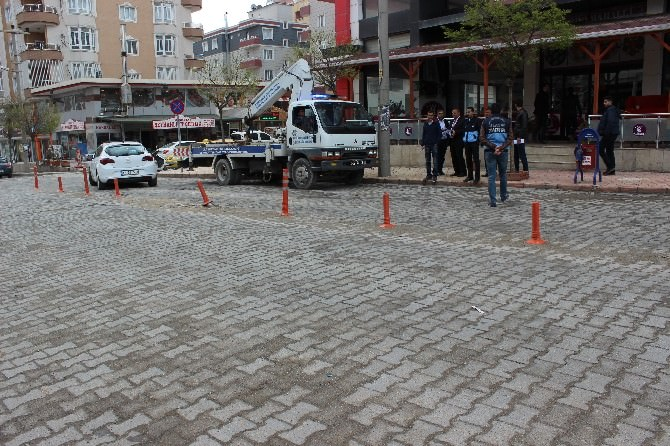 Mardin Büyükşehir Belediyesi'nden Trafik Denetimi