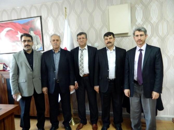 STK'lardan BYEGM Konya İl Müdürü Karabulut'a Ziyaret