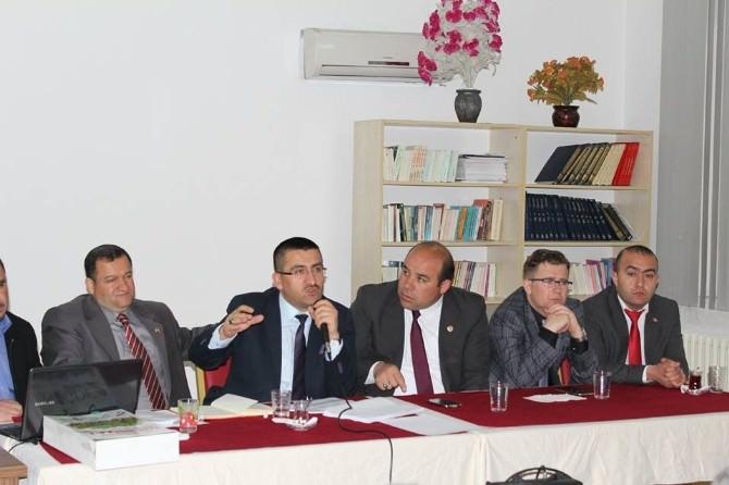 Ulukışla'da İl Genel Meclisi İstişare Toplantısı