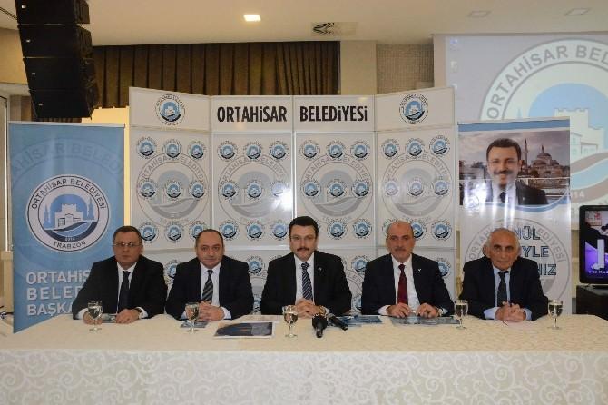 Ortahisar Belediyesi Başkanı Ahmet Metin Genç Bir Yılın Değerlendirmesini Yaptı