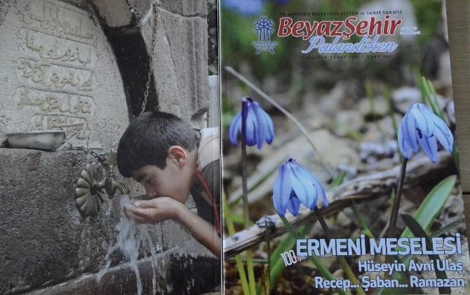 Palandöken Belediyesi'nin 'Beyazşehir Palandöken' Dergisinin 13. Sayısı Çıktı
