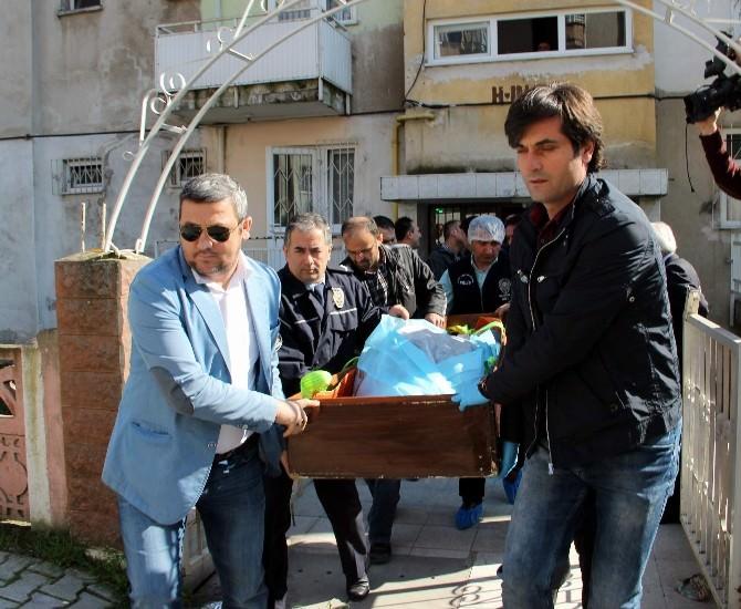 Samsun'da Şizofren Koca Vahşeti