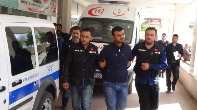 Şanlıurfa'da Soygun: İki Gözaltı
