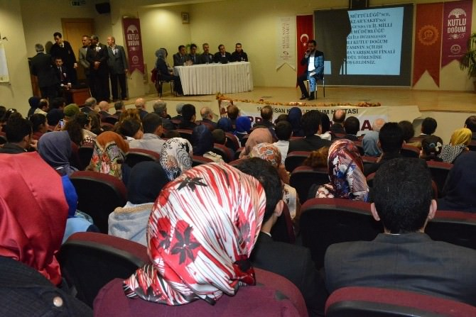 Siirt'te Kutlu Doğum Haftası Etkinlikleri Başladı