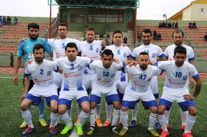 Şırnak 1. Amatör Futbol Ligi