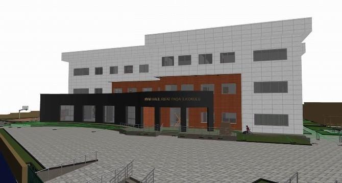 Sivas'a Yeni İlkokul Yapılacak