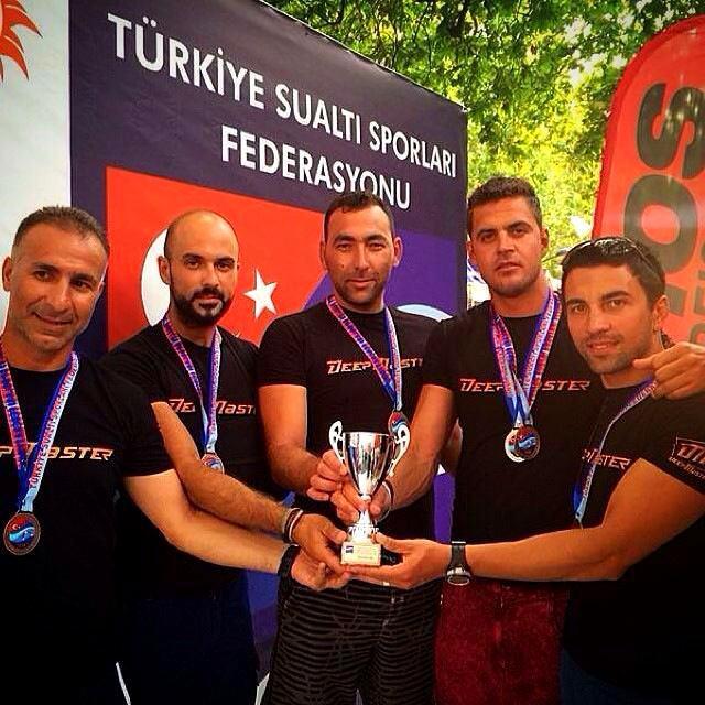 Sökeli Balık Adamlar Türkiye Şampiyonası Elemelerine Katılacak
