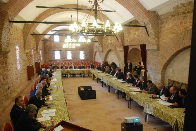 Kelkit Havzası Kalkınma Birliği Tokat'ta Toplandı