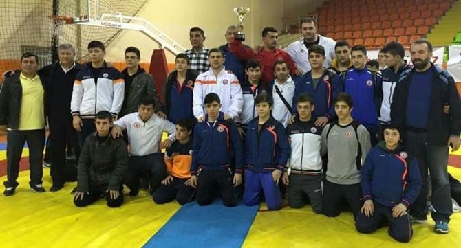Grekoromen Yıldızlar Türkiye Şampiyonası