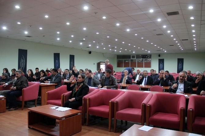 Van Büyükşehir Belediye Meclisi Nisan Ayı Toplantısı