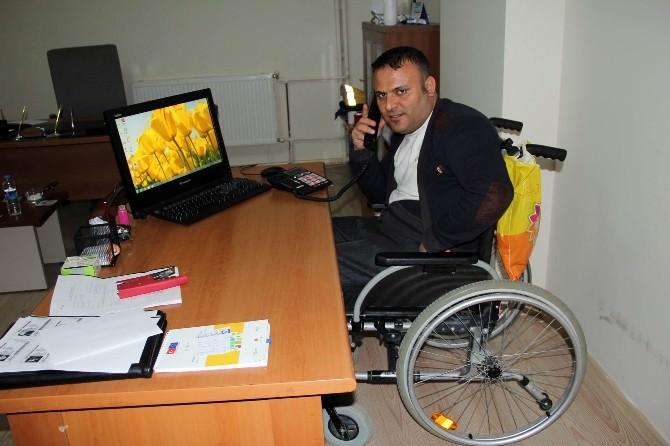 Büyükşehir Belediyesi'nden Engelliler İçin Önemli Hizmet