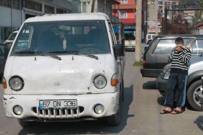 13 Yaşındaki Çocuğun Şoförlük Macerası Kısa Sürdü