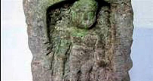 Burdur'da Herkül heykeli ele geçrildi