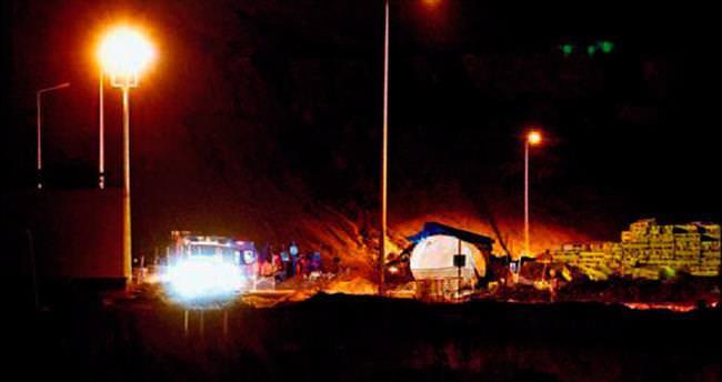 Başkentte iskele çöktü: 5 yaralı