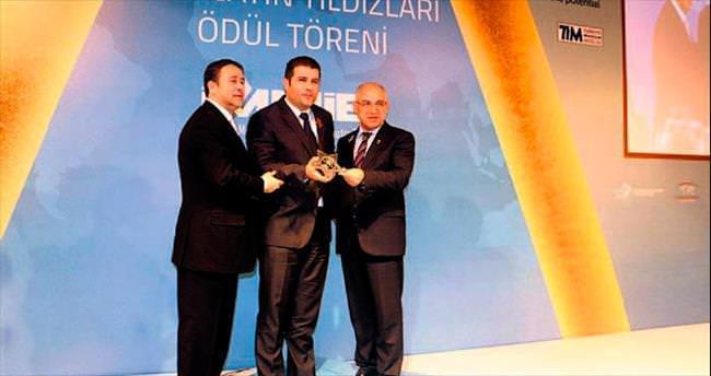 AKSA Jeneratör'e 'İhracatın Yıldızı' ödülü
