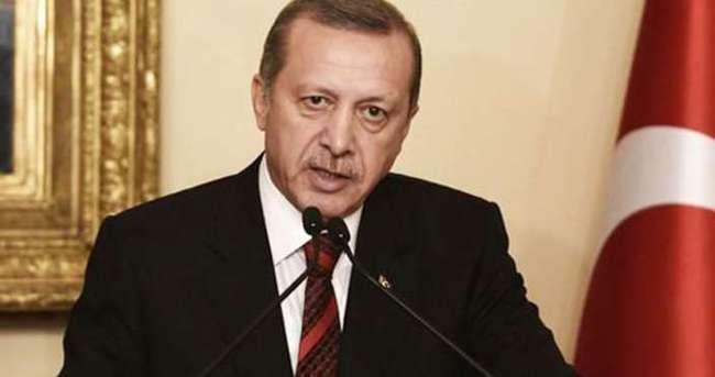 Cumhurbaşkanı Erdoğan'dan yasa onayı