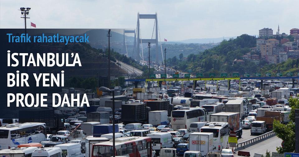 İstanbul'a bir yeni proje daha
