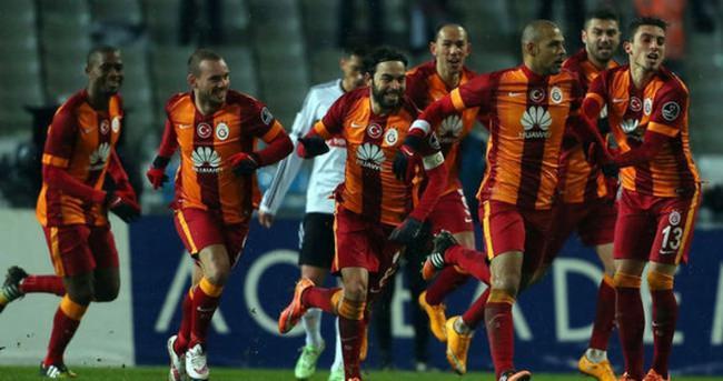 Galatasaray, Ziraat Türkiye Kupası'nda Manisaspor sınavında - CANLI
