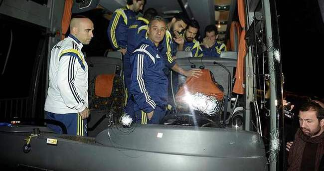 Fenerbahçe'ye saldırıda tüyler ürperten bulgular