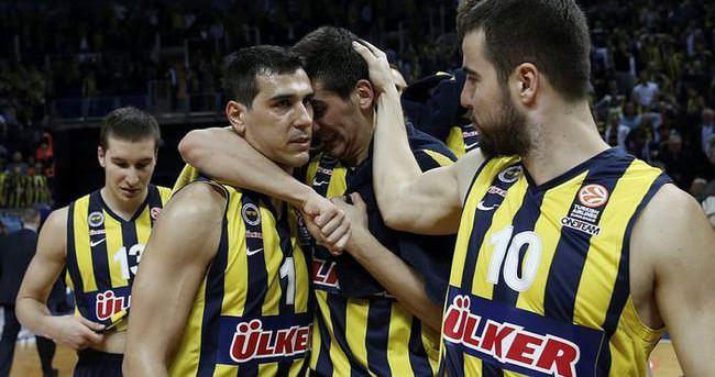 Fenerbahçe Ülker, İsrail'e avantajlı gitmeyi hedefliyor