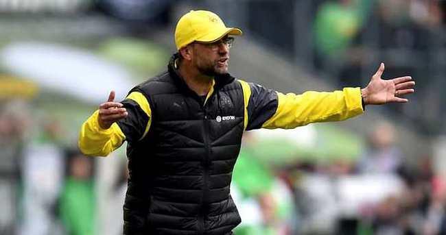 Borussia Dortmund'da Klopp depremi