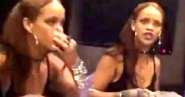 Rihanna'nın uyuşturucu kullandığı iddia edildi