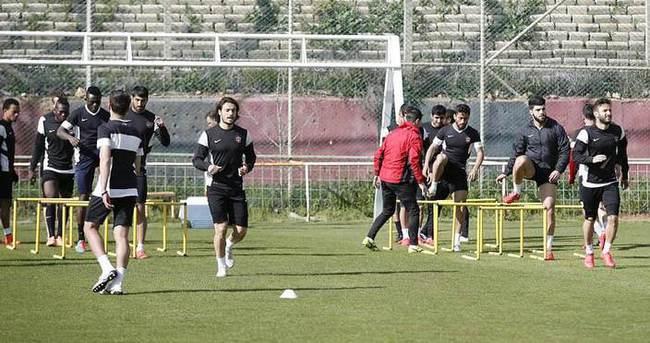 Torku Konyaspor'da Gaziantepspor maçı hazırlıkları