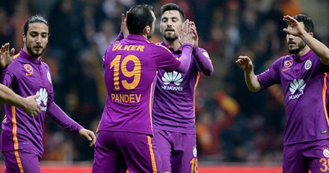 Manisaspor—Galatasaray maç özeti ve golleri izle — Video