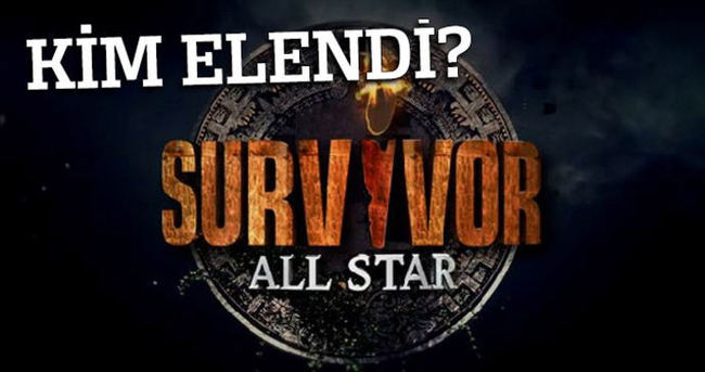 Survivor kim elendi? — Survivor All Star işte o isim!