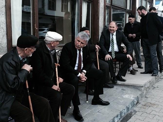 AK Parti Ankara 2. Bölge Milletvekili Adayı Nuri Elibol Çalışmalara Başladı