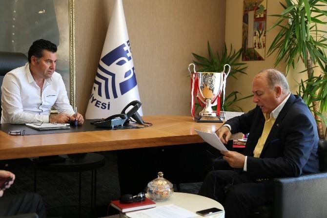 Avrupa Squash Federasyonu Başkanı Bodrum'a Geliyor
