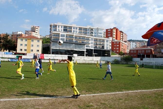Şehit Şükrü Çavuş Futbol Turnuvası Başladı