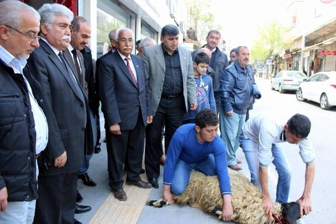 CHP Seçim Bürosu Açtı