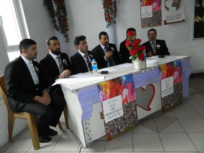 Doğanşehir'de Peygamber Sevgisi Salonlara Sığmadı
